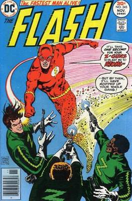 Flash vol. 1 (1959-1985) (Grapa, 32 págs.) #245