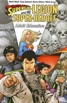Legion of Super-Heroes Vol. 5 (2005-2009) (Softcover) #4