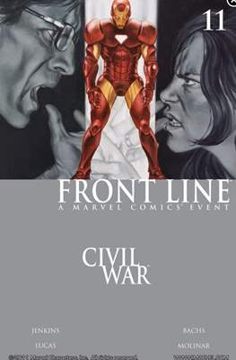 Civil War: Front Line (Comic-Book) #11