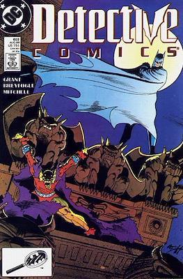 Detective Comics Vol. 1 (1937-2011; 2016-) (Comic Book) #603