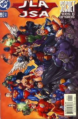 JLA JSA: Secret Files & Origins 2003