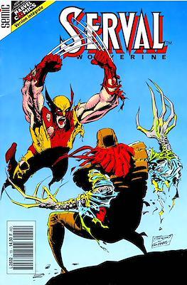 Serval / Wolverine Vol. 1 (Agrafé) #19