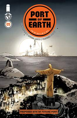 Port of Earth (Comic-book) #5