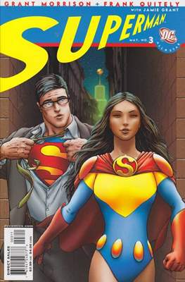 All Star Superman (Comic Book) #3