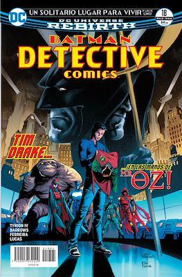 Batman Detective Comics (Grapa) #18