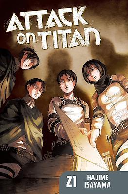 Attack on Titan (Softcover) #21