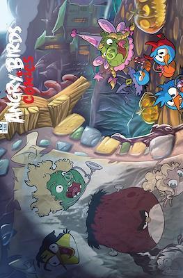 Angry Birds Comics (2016) #10.1