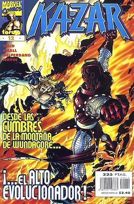 Ka-Zar (1998-1999) (Grapa. 17x26. 24 páginas. Color.) #12