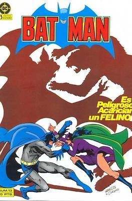 Batman (1984-1985) (Grapa) #13