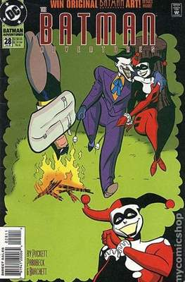 The Batman Adventures (Comic Book) #28