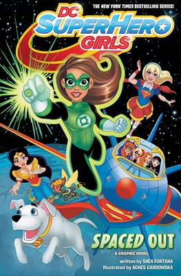 DC Super Hero Girls: Spaced Out