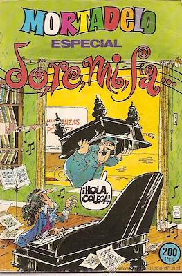 Mortadelo Especial / Mortadelo Super Terror (Grapa 100-76 pp) #119