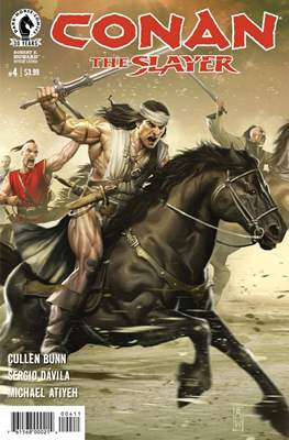Conan The Slayer (Comic-book) #4