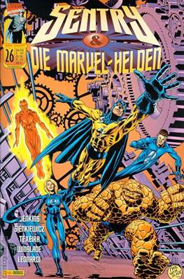 Marvel DC Crossover (Heften-Softcover) #26