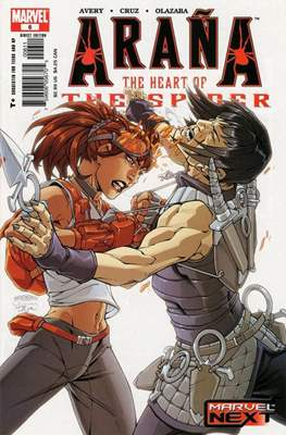 Araña: The Heart of the Spider (2005-2006) #6