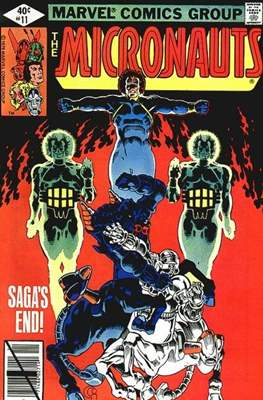 The Micronauts Vol.1 (1979-1984) #11