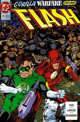 The Flash Vol. 2 (1987-2006) (Comic Book) #70
