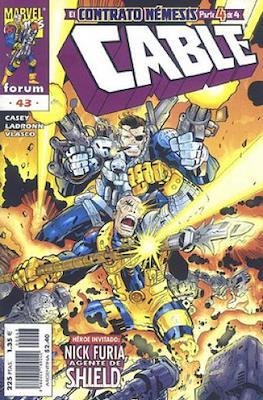 Cable Vol. 2 (1996-2000) (Grapa 24 pp) #43