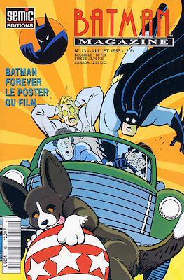 Batman Magazine (Agrafé. 32 pp) #13
