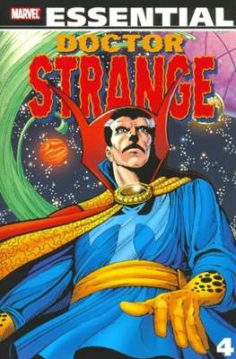 Essential Doctor Strange (Softcover) #4