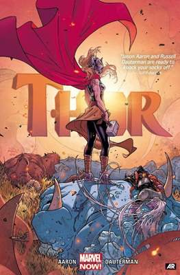 Thor by Jason Aaron & Russell Dauterman (Hardcover) #1