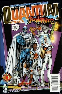Quantum and Woody (1997-2000) #9