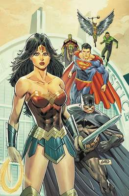 Justice League Vol. 4 (2018- Variant Covers ) (Comic Book) #19