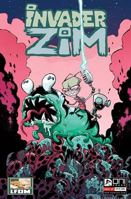 Invader Zim (Comic Book) #7
