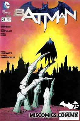Batman (2012-2017) (Grapa) #26