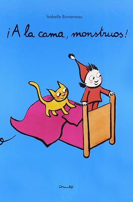 ¡A la cama, monstruos!