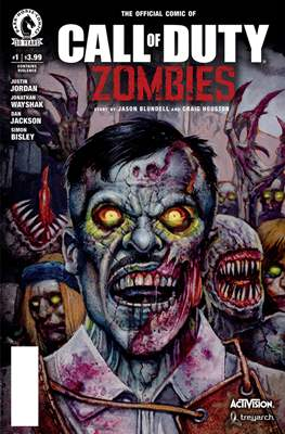 Call of Duty: Zombies (Comic Book) #1