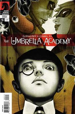 The Umbrella Academy (Comic-Book) #5
