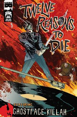 Twelve Reasons to Die (Comic Book) #5