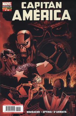 Capitán América Vol. 7 (2005-2011) (Grapa) #20