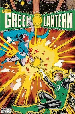 Green Lantern (1986-1987) (Grapa, 36-52 páginas) #4