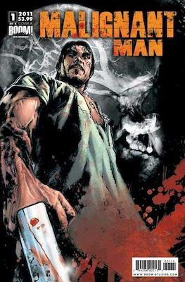 Malignant Man (Comic Book) #1