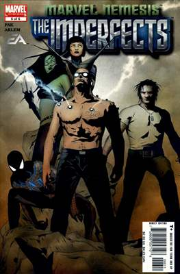 Marvel Nemesis: The Imperfects (Grapa) #6