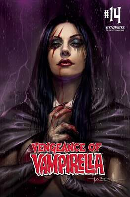 Vengeance of Vampirella (2019) #14