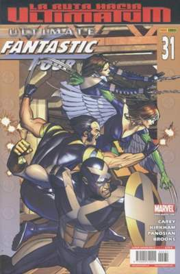 Ultimate Fantastic Four (Grapa 48 pp) #31