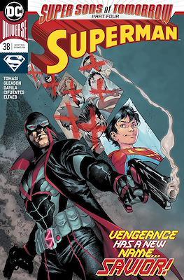 Superman Vol. 4 (2016-2018) #38