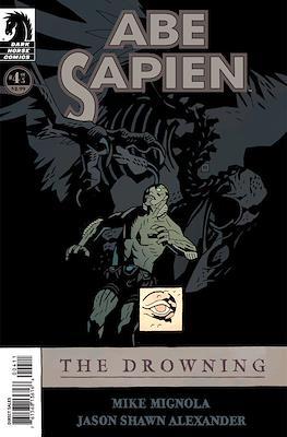 Abe Sapien #4