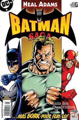 Batman Saga (2003-2004) (Grapa 32 pp) #5