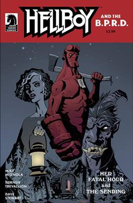 Hellboy and the B.P.R.D.: Her Fatal Hour and the Sending