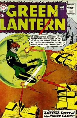 Green Lantern Vol. 1 (1960-1988) #3