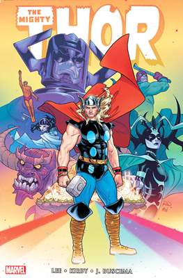 The Mighty Thor Omnibus (2010-) (Hardcover) #3
