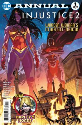 Injustice 2 Annual (Comic book) #1