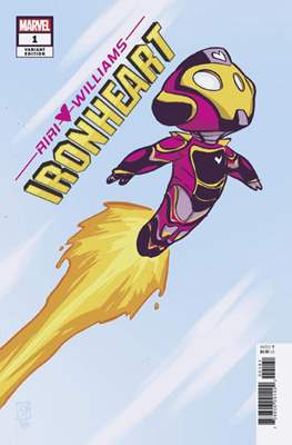 Ironheart (2018- Variant Cover) #1.6