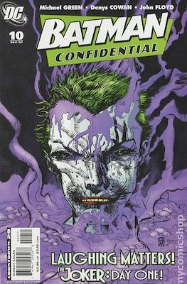 Batman Confidential (2007-2011) (Comic Book) #10
