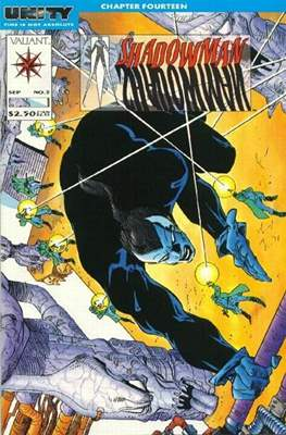 Shadowman Vol.1 (1992-1995) #5