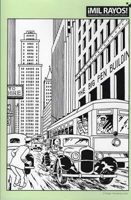 Mil Rayos (Revista sobre la obra de Herge.) #19